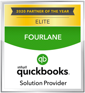 2020 Partner of the year - Elite - Fourlane